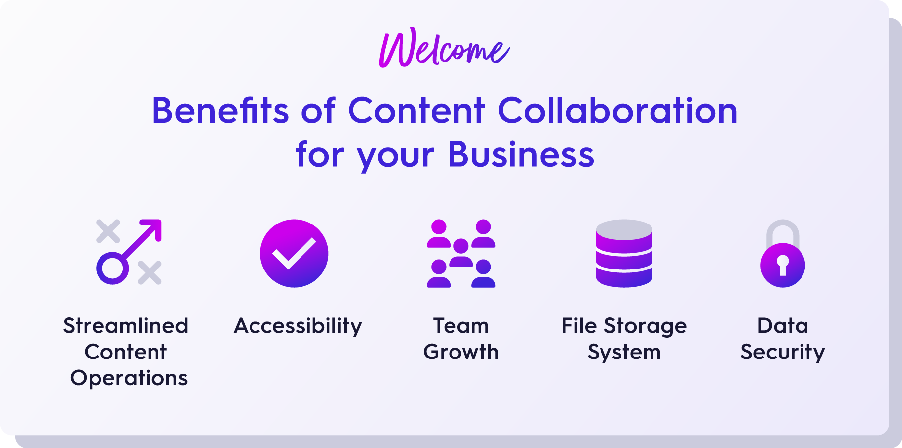 benefits of content collaboration for your business